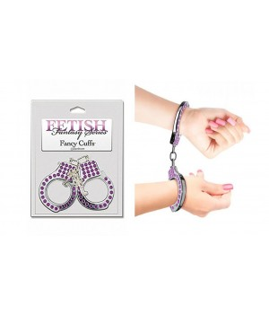 Manette di design con decorazione Fancy Cuffs (oggettistica
